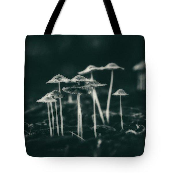 Fanciful Fungus Tote Bag