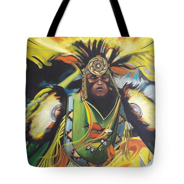 Fancy Dancer Tote Bag