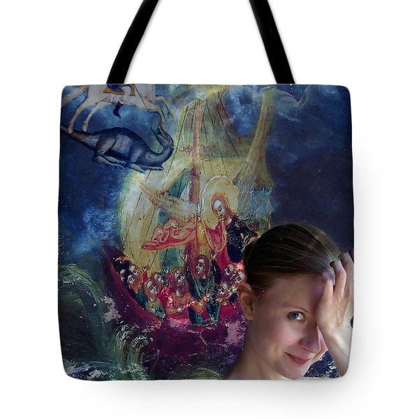 Fancy Dream Tote Bag