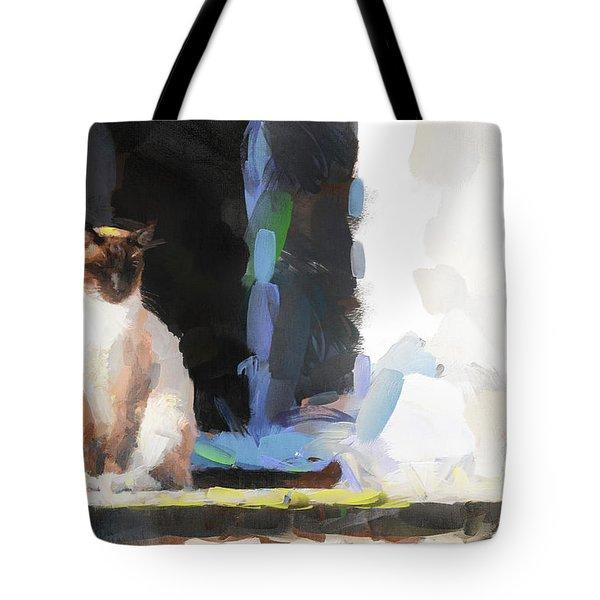 Fancy Free Tote Bag