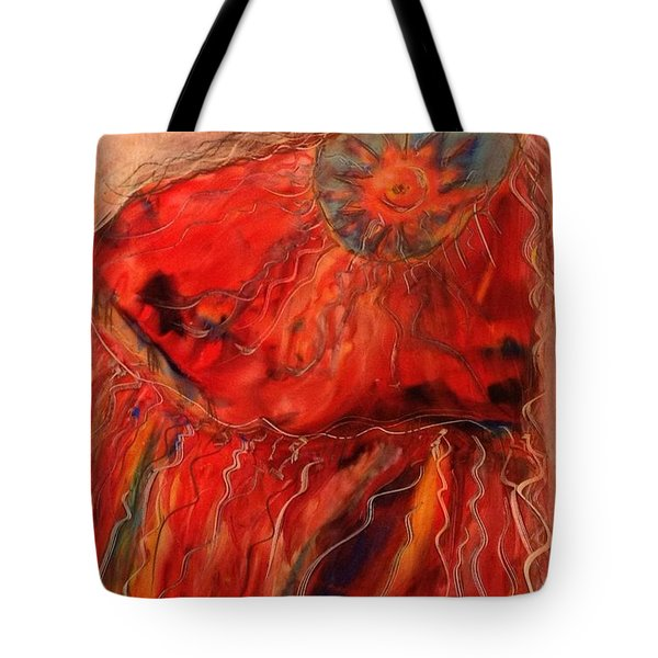 Fancy Shawl Dancer Tote Bag