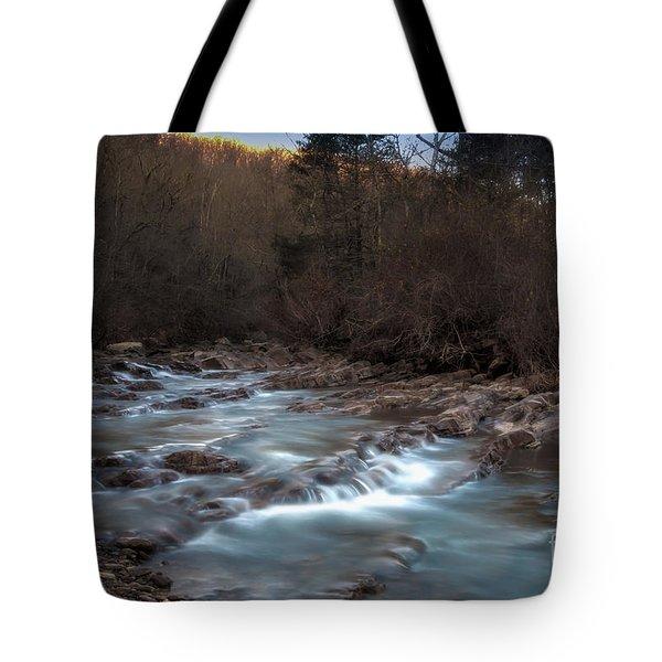 Fane Creek 2 Tote Bag