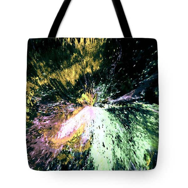 Fanfare Tote Bag by Kendall Eutemey
