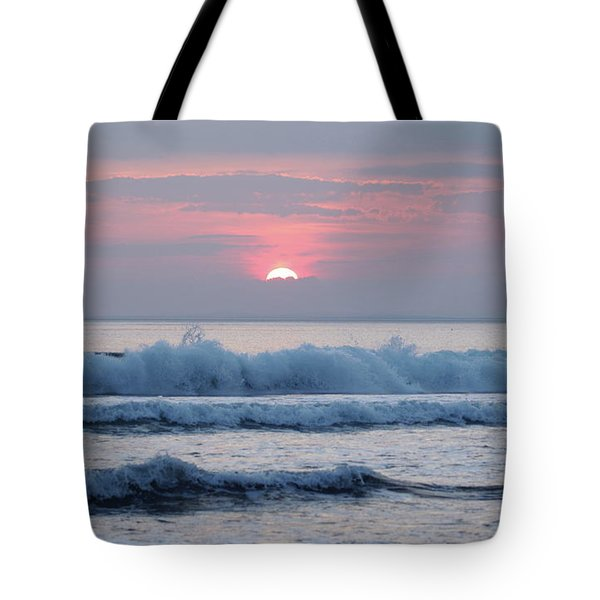 Fanore Sunset 1 Tote Bag