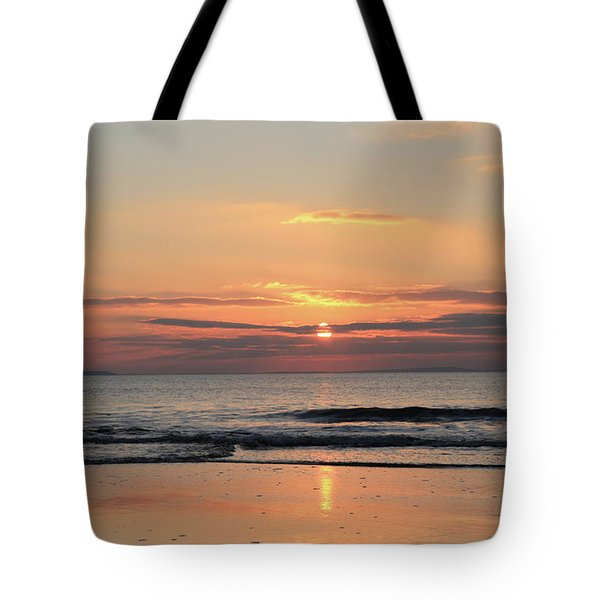 Fanore Sunset 3 Tote Bag