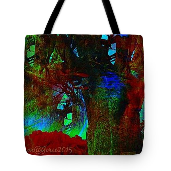 Fanou's Story Tote Bag by Fania Simon