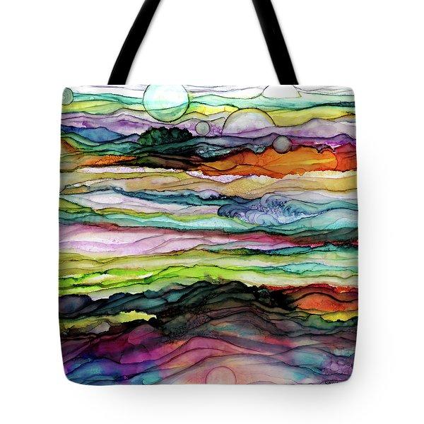 Fantascape Tote Bag