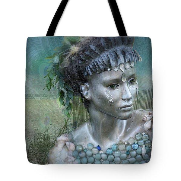 Mermaiden Fantasea Tote Bag