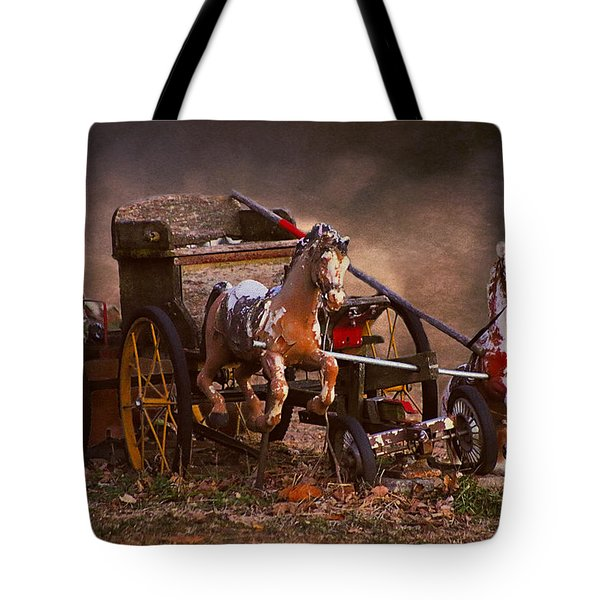 Fantastic Forgotten Toys Tote Bag
