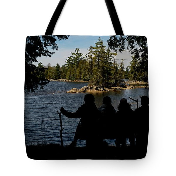 Fantastic Four Tote Bag