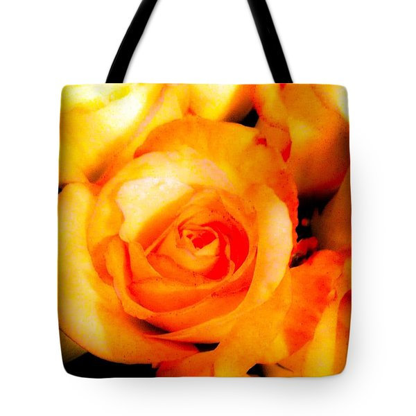 Tote Bag featuring the photograph Fantastic Roses by Gayle Price Thomas