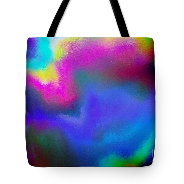 Summer Lights Tote Bag