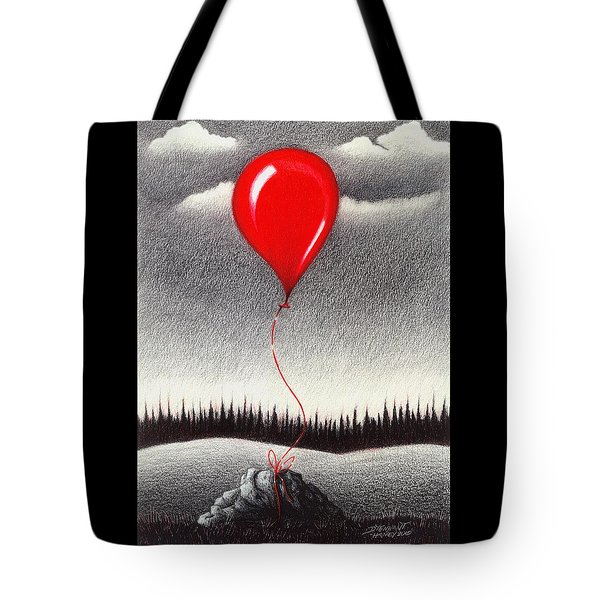 Fantasy And Reality Tote Bag