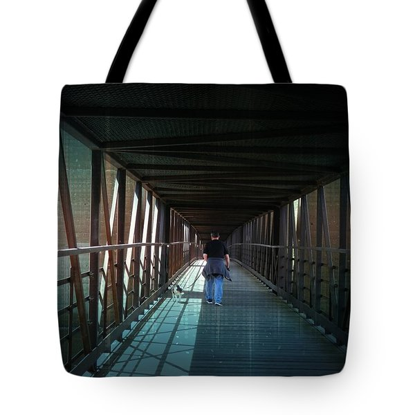 Fantasy Bridge Tote Bag
