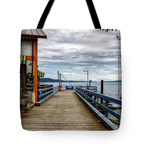 Fantasy Dock Tote Bag