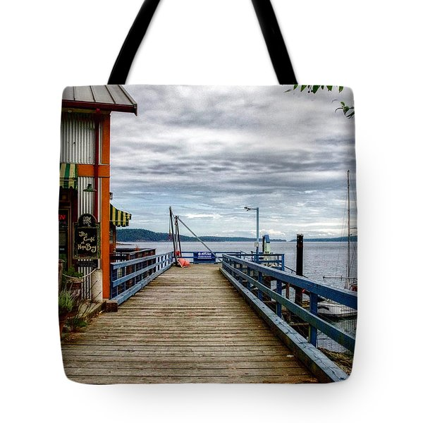 Fantasy Dock Tote Bag