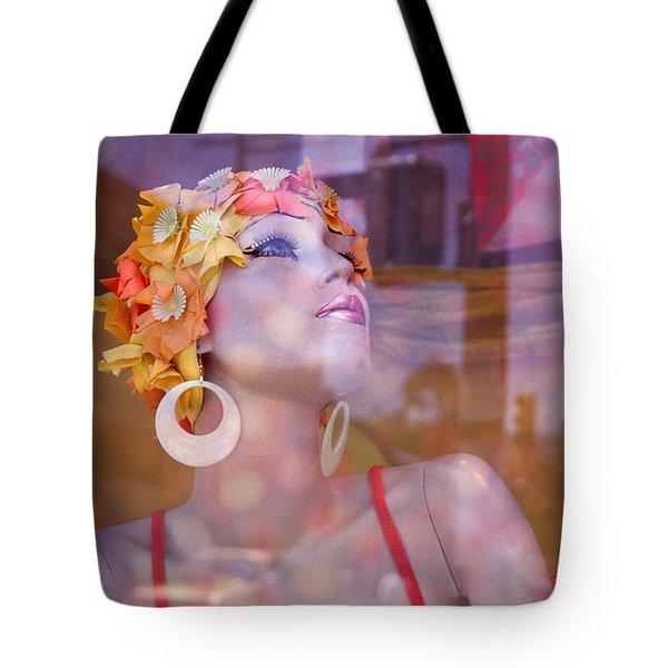 fantasy figures fine art - Bathing Beauty Tote Bag