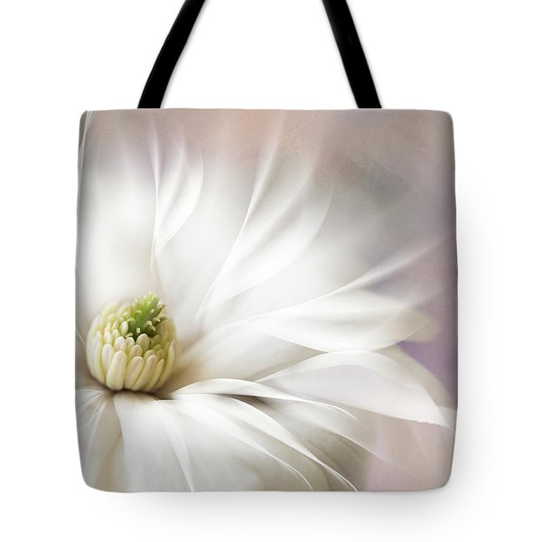 Fantasy Flower Tote Bag