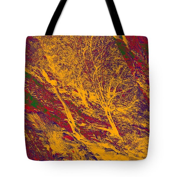 Fantasy Forest 5 Tote Bag by Lenore Senior