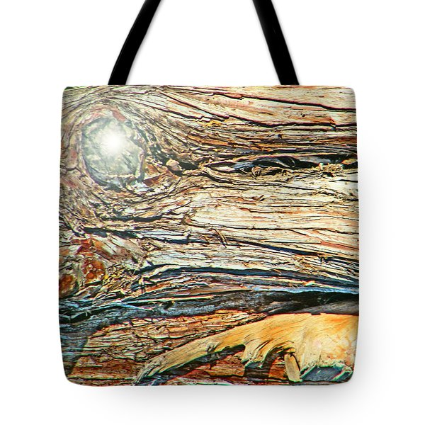 Tote Bag featuring the photograph Fantasy Island by Lenore Senior