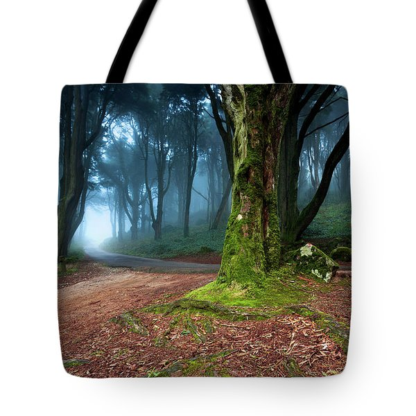 Tote Bag featuring the photograph Fantasy by Jorge Maia