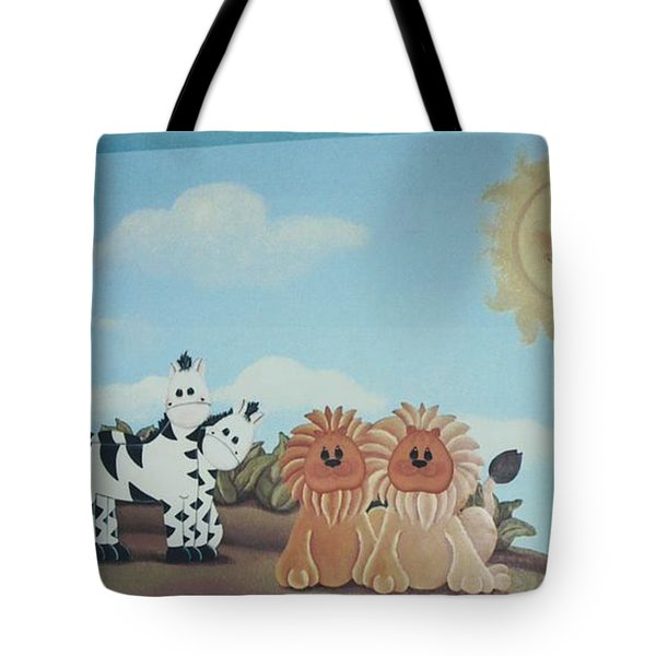 Fantasy Land Tote Bag