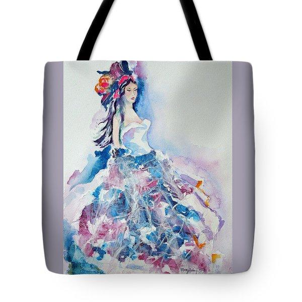Fantasy Mist Tote Bag