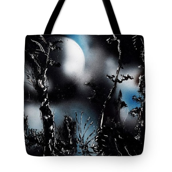 Fantasy Night Tote Bag