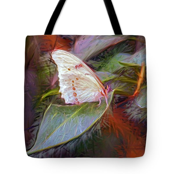 Fantasy Palace Tote Bag by James Steele