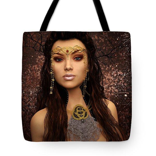 Fantasy Queen Tote Bag