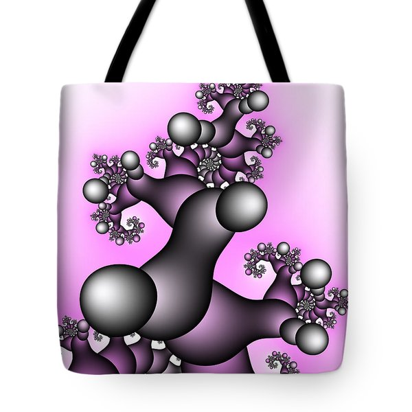 Fantasy Tree Tote Bag by Jutta Maria Pusl