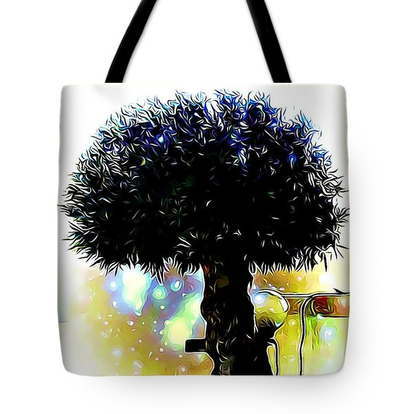 Fantasy World Tote Bag