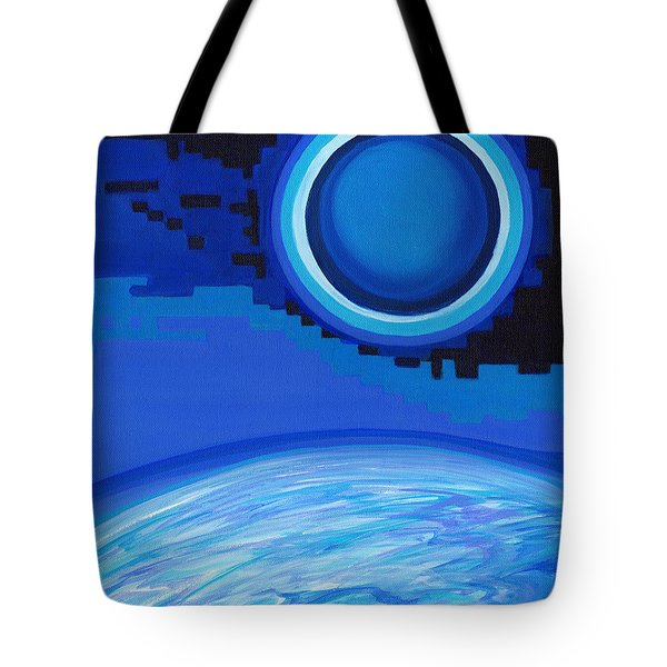 Far Above The World Tote Bag