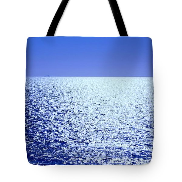 Far And Away Tote Bag