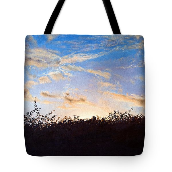Far Horizons Tote Bag