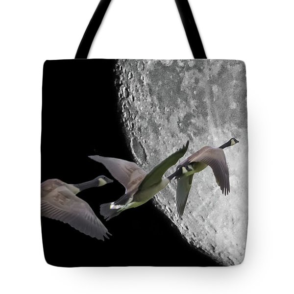 Far Off-course Tote Bag