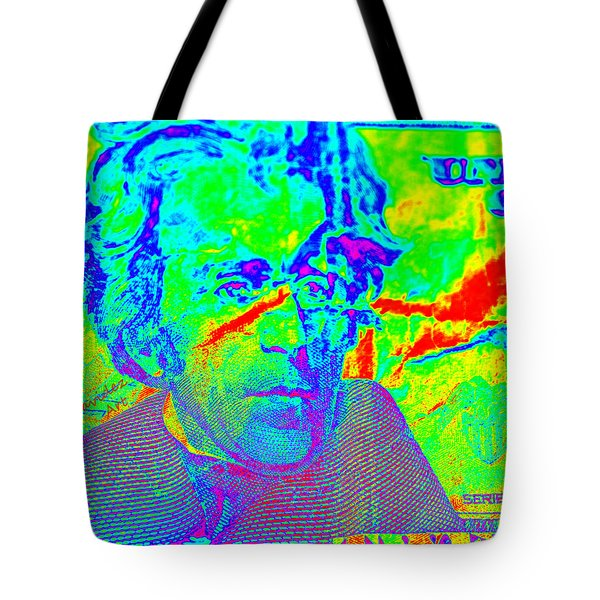 Far Out Funds Tote Bag
