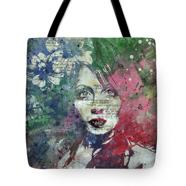 Farewell, Mona Lisa Tote Bag