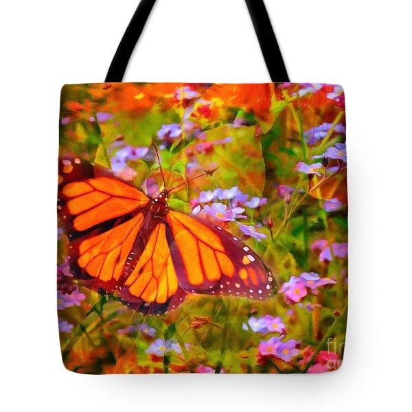 Farfalla 2015 Tote Bag
