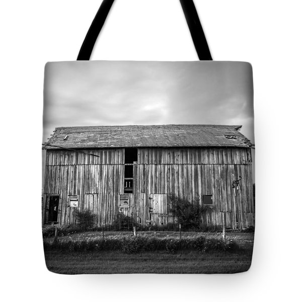 Farm Charm Tote Bag by Ray Congrove