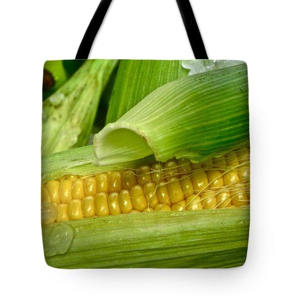 Farm Fresh Tote Bag by Gwyn Newcombe