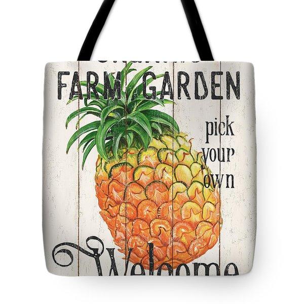 Farm Garden 1 Tote Bag