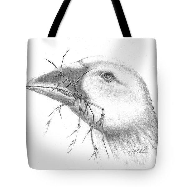 Farm Goose Tote Bag