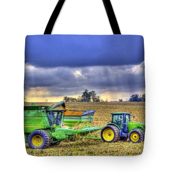 Farm Harvest 1 Tote Bag