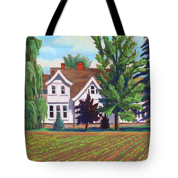 Farm House - Chinden Blvd Tote Bag