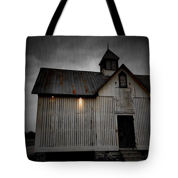 Farm House Tote Bag