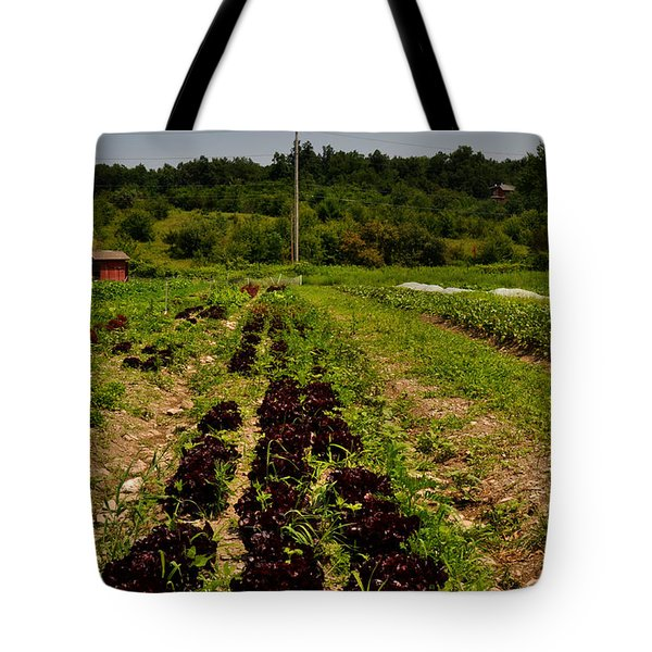 Farm Hudson Valley New York Tote Bag
