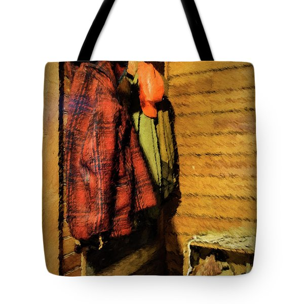 Farm Jackets Tote Bag