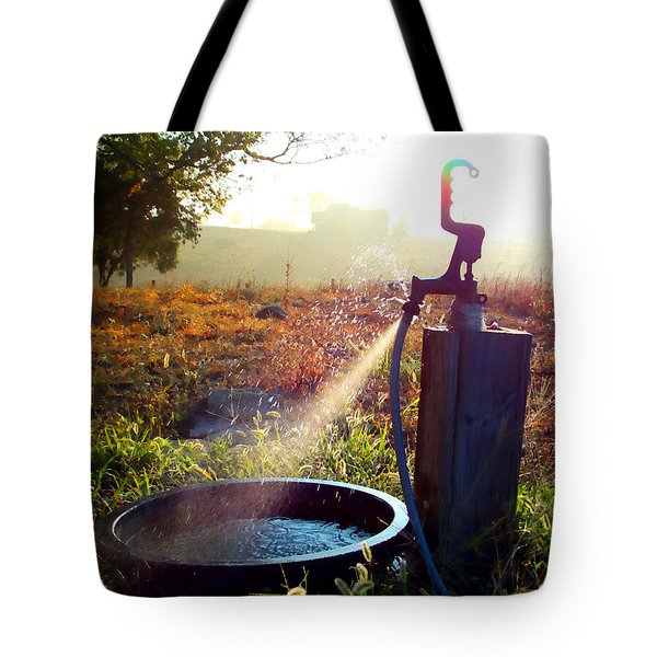 Farm Life 5 Tote Bag