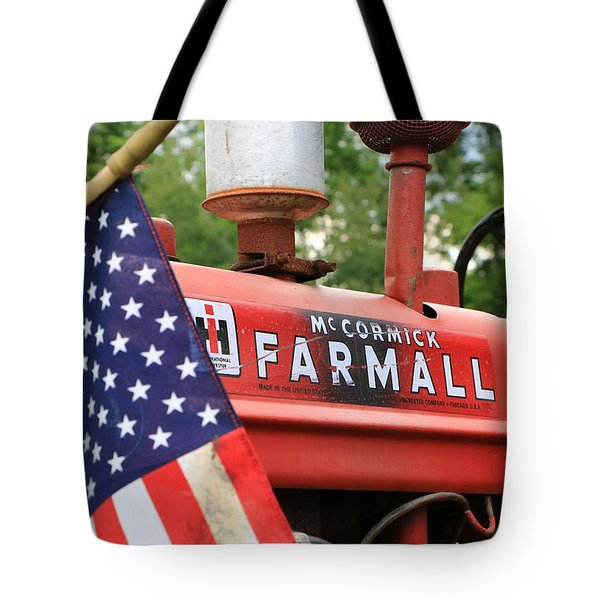 Farmall 2 Tote Bag